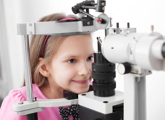 Are my Child's Eyes Healthy? Here's How to Tell Eye exam