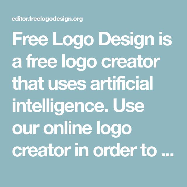 Free Logo Design is a free logo creator that uses ...