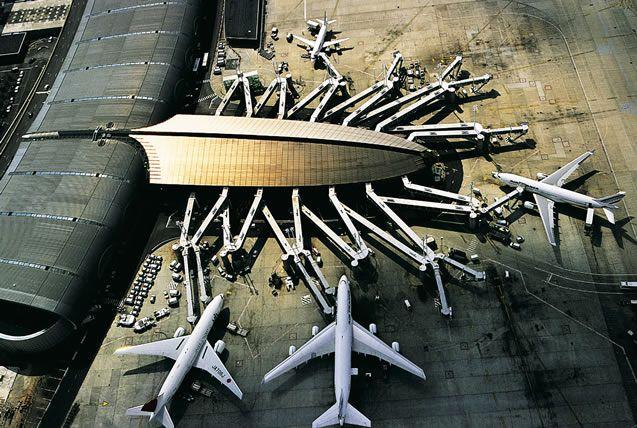 Paul Andreu CDG airport