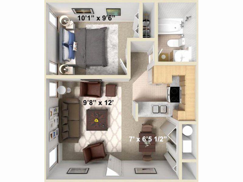 3bedroom 2bath House Plans Di 2020 Dengan Gambar