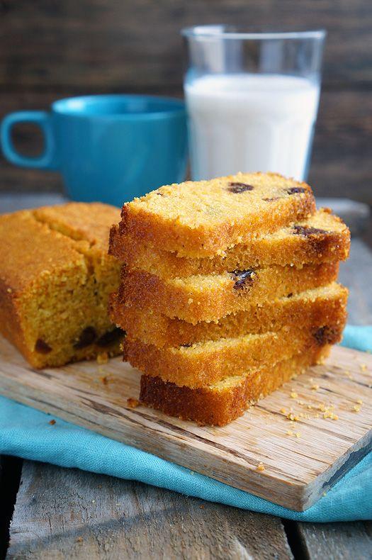 Кукурузный хлеб с финиками, пошаговый фото рецепт ...