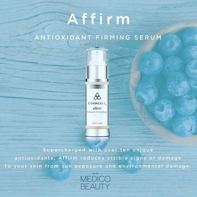 Affirm From Cosmedix A Lightweight But Potent Antioxidant Serum