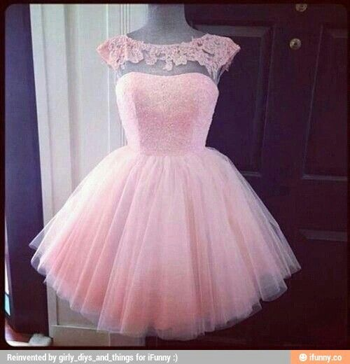 iFunny On Tulle Formal Dresses