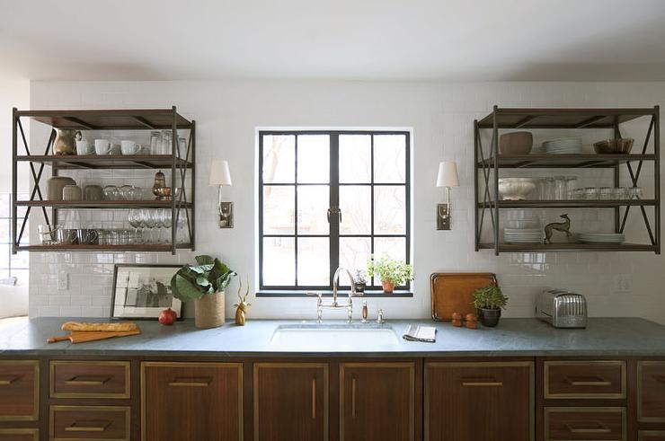 Kitchen Wall Shelving Units Kitchen Cabinets Wall Mounted