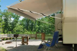 Homemade Solution For Cleaning Mold Off Of Rv Awnings Cleaning Mold Awning Camper Awnings