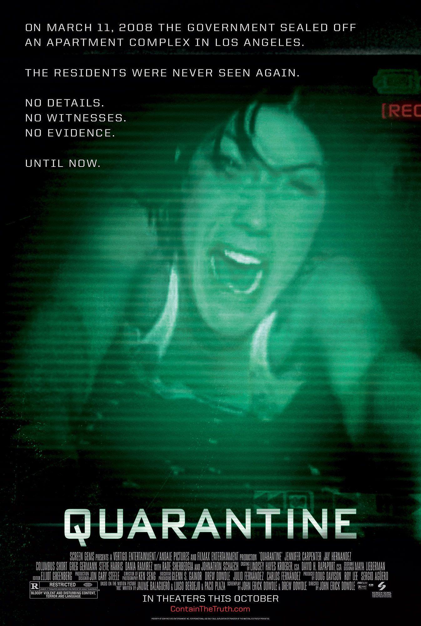 quarantine 2008 - photo #1