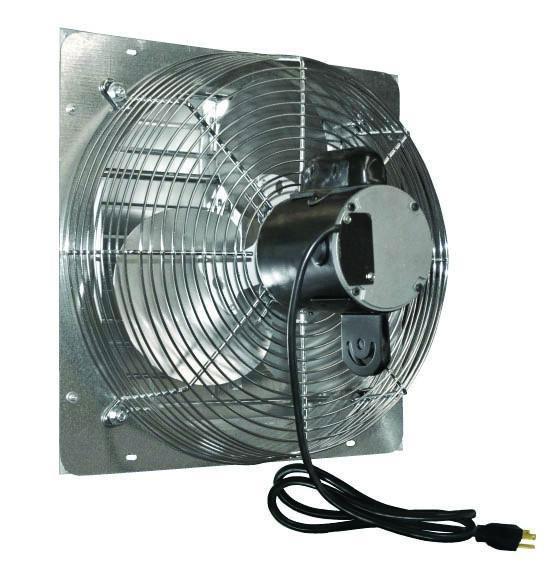 فن اگزاست گلخانه نیکاکورپ Nikacorp تامین کننده محصولات صنعتی Fan Exhaust Fan Attic Fans