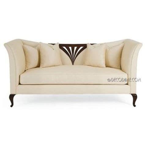 Art Deco Sofas Sectionals Loveseats Polyvore Art Deco Bed