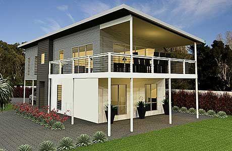 Mccubbin storey house plans milton simple also rear carport aussie rh pinterest