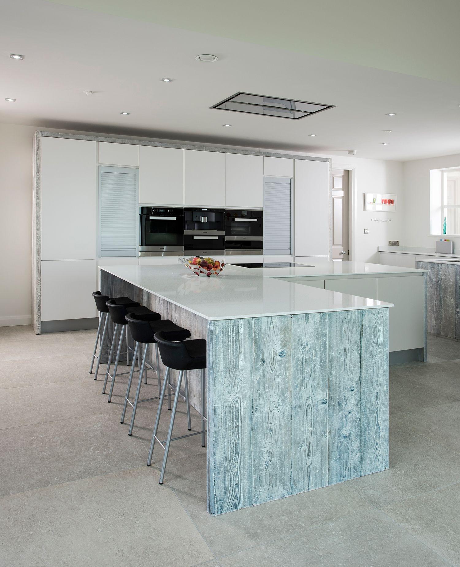 Luxury Driftwood Kitchen Composition - Kitchen Cabinets | Ideas ...