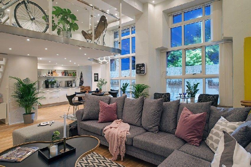 Bright Swedish Apartment with Delightful Interior Design Elements - http://freshome.com/bright-swedish-apartment-with-delightful-interior-design-scheme/