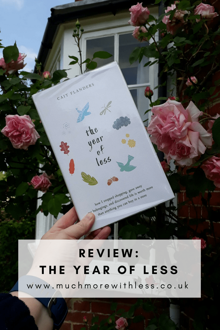 Review The Year of Less Money book, Best books to read