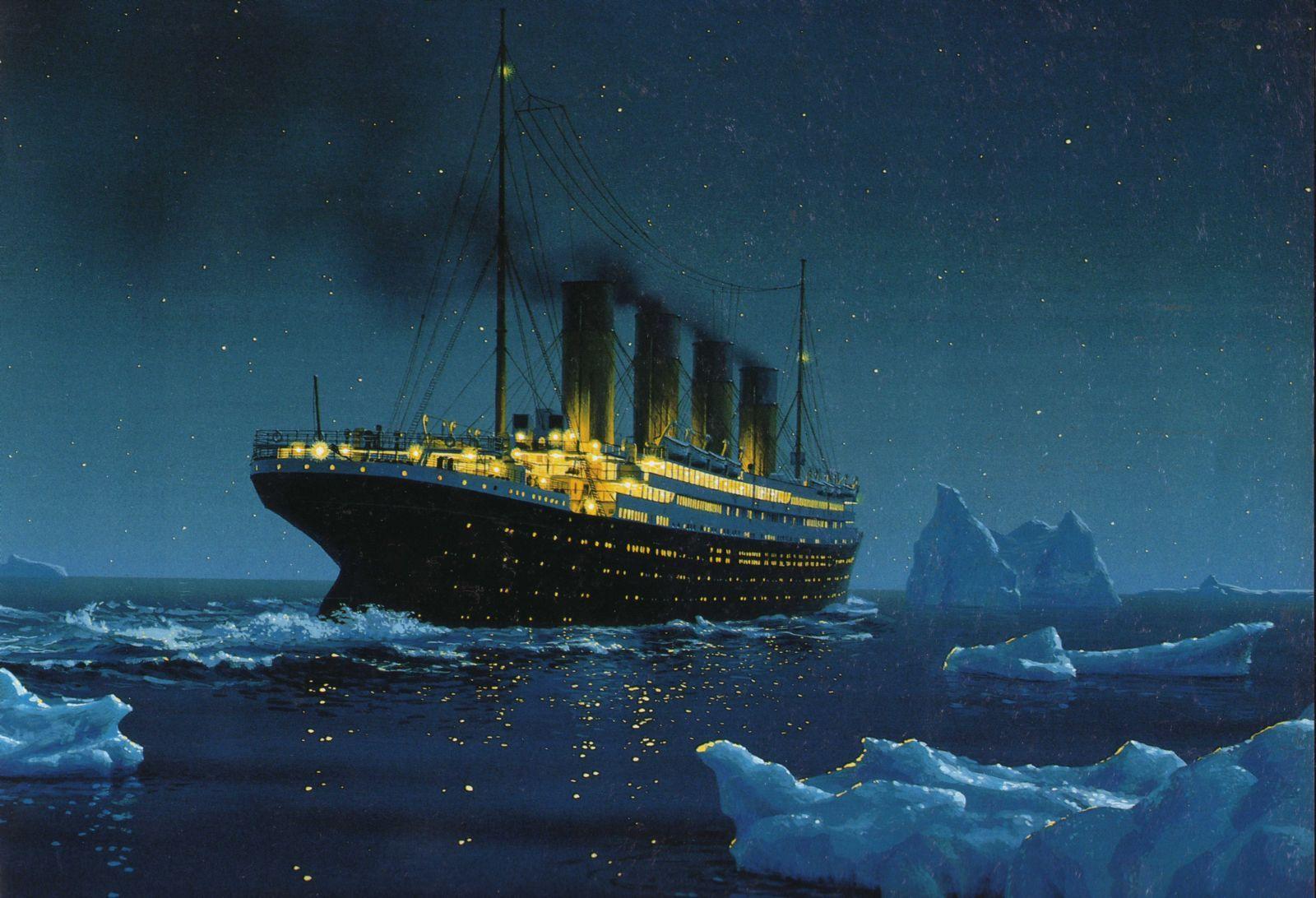 """""""Titanic"""" Titanic na obrazach Pinterest Titanic"""