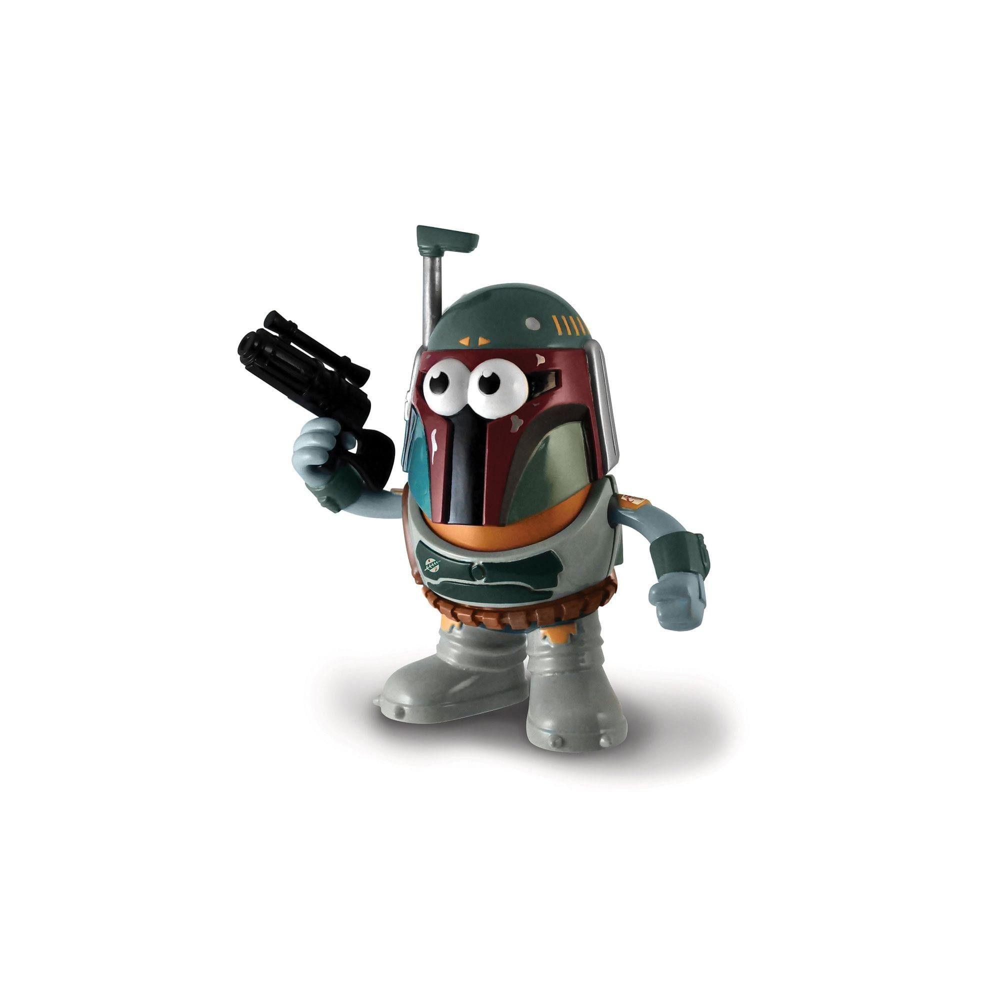Star Wars Jango Fett poptaters Mr Potato Head