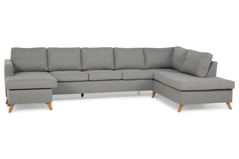 zero u sofa large d4a h yre vinklede eikebein lysegr k pa m bler oslo pinterest. Black Bedroom Furniture Sets. Home Design Ideas