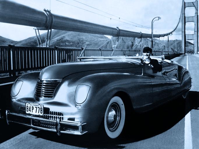 1941 Chrysler Newport.