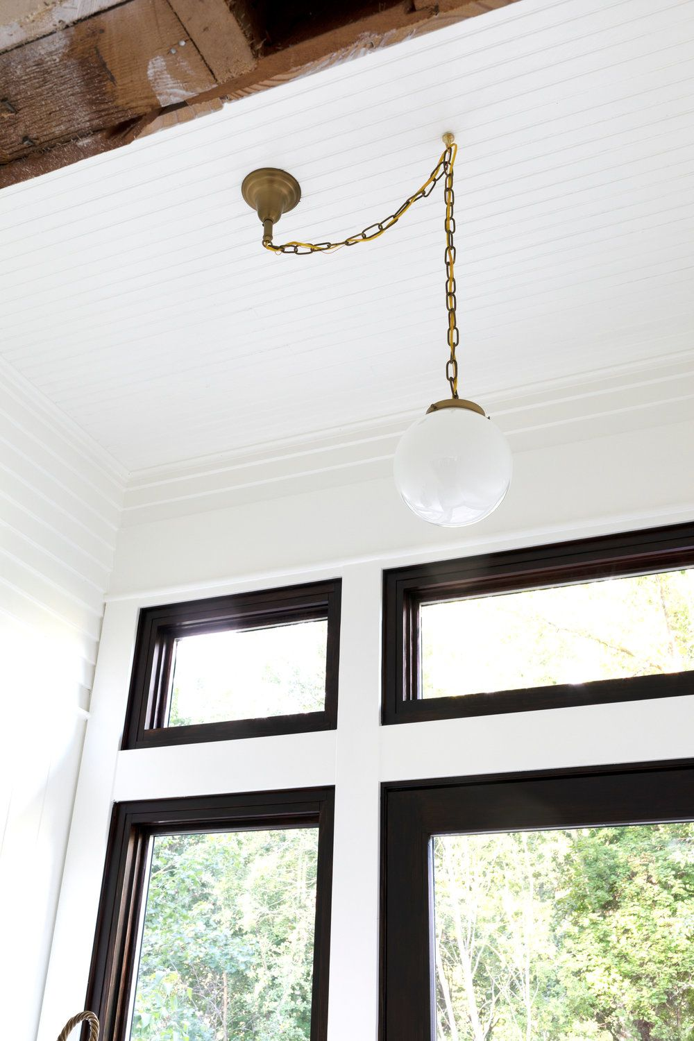 Ceiling Light Without Moving