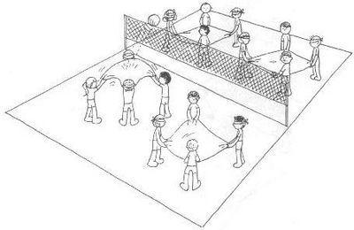 5 Atividades Recreativas Para O Voleibol Com Imagens Educacao