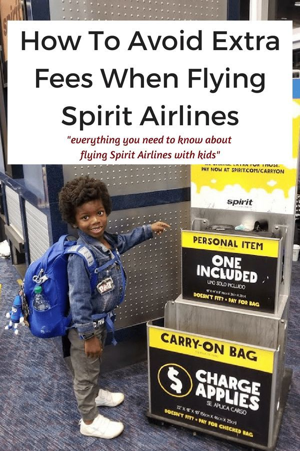 Our family is all about saving as much money as possible, and that is the reason why Spirit Airlines is one of our go to airlines. There are plenty of ways how to avoid Spirit Airlines fees and I am glad to share all of them with you! #Spiritairlines #savingmoney #flying #avoidfees #money #travelbudgetting #cheapairlines #flyingcheap #theMOMtrotter