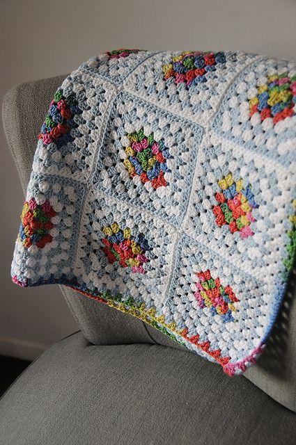 Crochet Me Lovely : Photo | combinación de colores | Pinterest ...