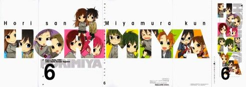 Horimiya - one of the best mangas I have read so far