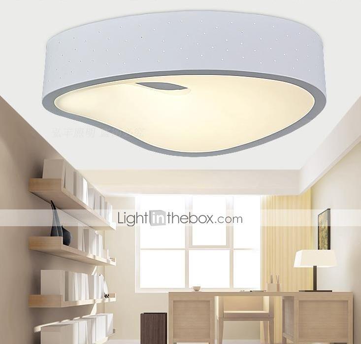 Takplafond , Moderne / Nutidig Andre Trekk for LED MetallStue