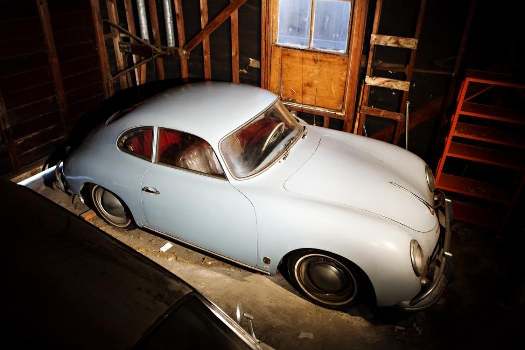 1959 Porsche 356 A Coupe