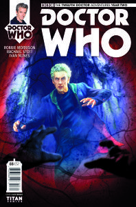 DOCTOR WHO THE TWELFTH DOCTOR YEAR TWO #3