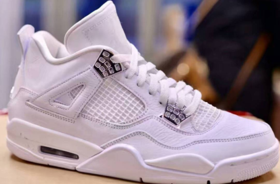 The Air Jordan 4 Pure Money Debuts In A Few Months