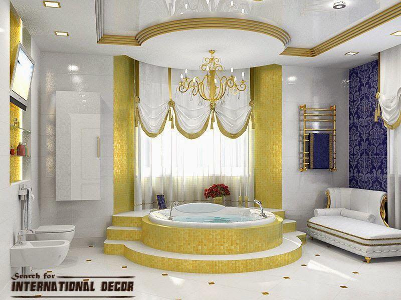 how to design luxury bathroom in classic style | bathrooms