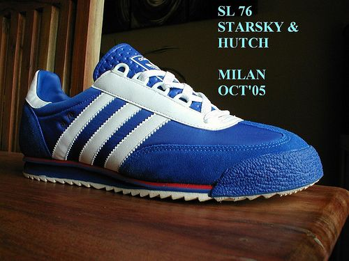 cheap for discount 98f8d ea191 Adidas SL 76 Vintage Blue   sl76   pictures of trainer purchases - just a  bit of fun.   cardbush .