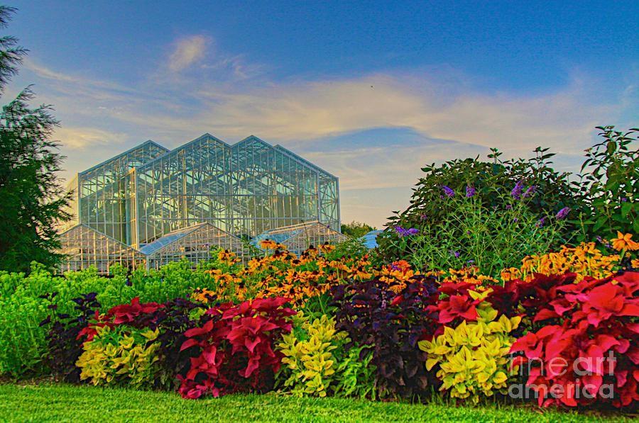 Frederik Meijer Gardens By Robert Pearson Grand Rapids Mi