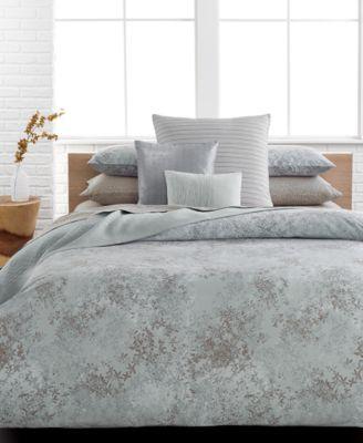 Calvin Klein Presidio King Comforter Set 110 X 96