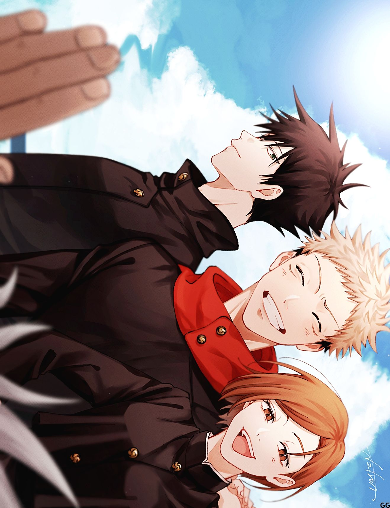 Photo of Jujutsu Kaisen 〣 GGHimSelf