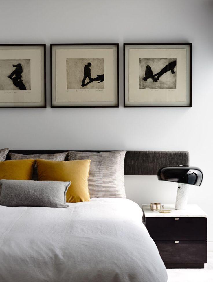 Schlichtes Farbkonzept Für Ruhe Und Harmonie Im Schlafzimmer