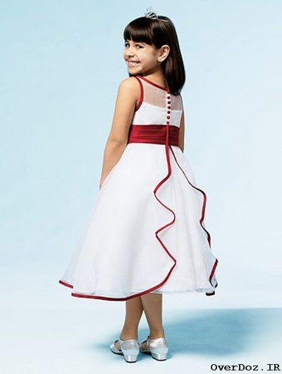 vestidos modernos para damitas de honor2 | moda infantil | vestidos