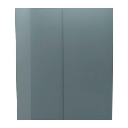 HASVIK Schuifdeurpaar IKEA Gratis 10 jaar garantie. Raadpleeg onze folder voor de garantievoorwaarden.