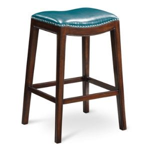 Superb 30 Saddle Stool Teal Only 79 Homey Kitchen Dining Caraccident5 Cool Chair Designs And Ideas Caraccident5Info