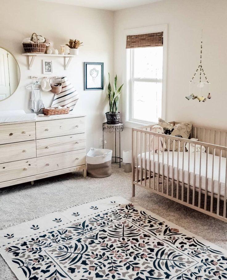 Baby Boy Nursery Room Design Decor