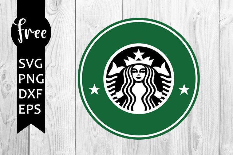 Starbucks Svg Free Coffee Svg Logo Svg Instant Download Silhouette Cameo Shirt Design Star Bucks Svg Free Vector Files Png Dxf In 2020 Coffee Svg Free Svg Svg
