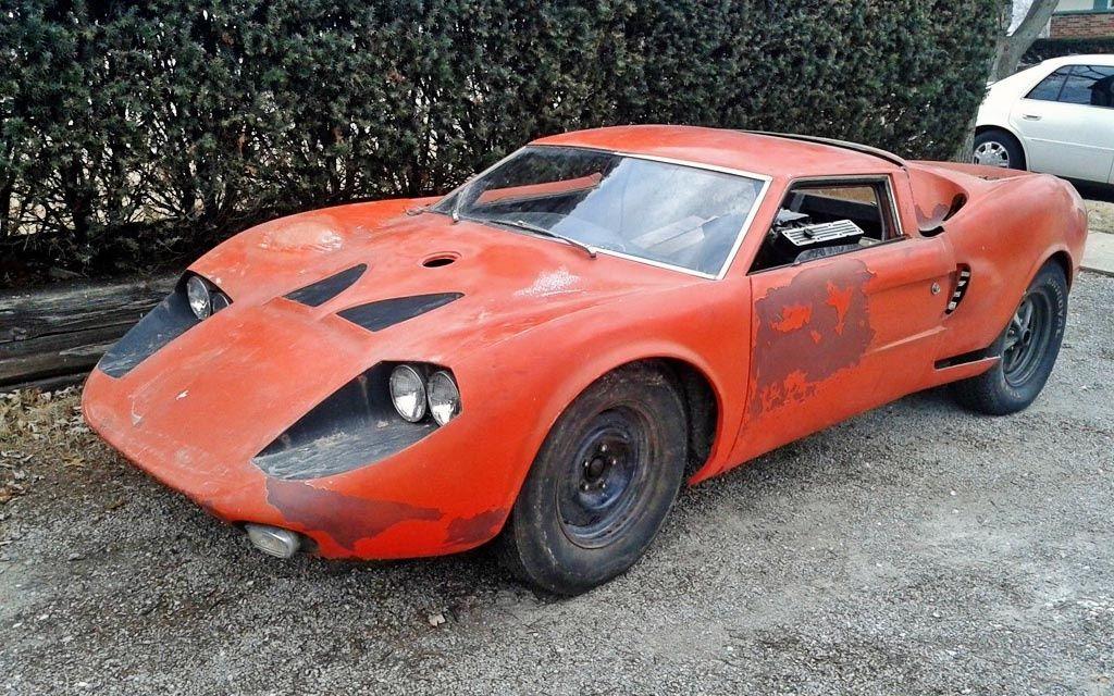 Not Quite A GT40: Fiberfab Avenger V8 | Kit cars, Barn finds and ...