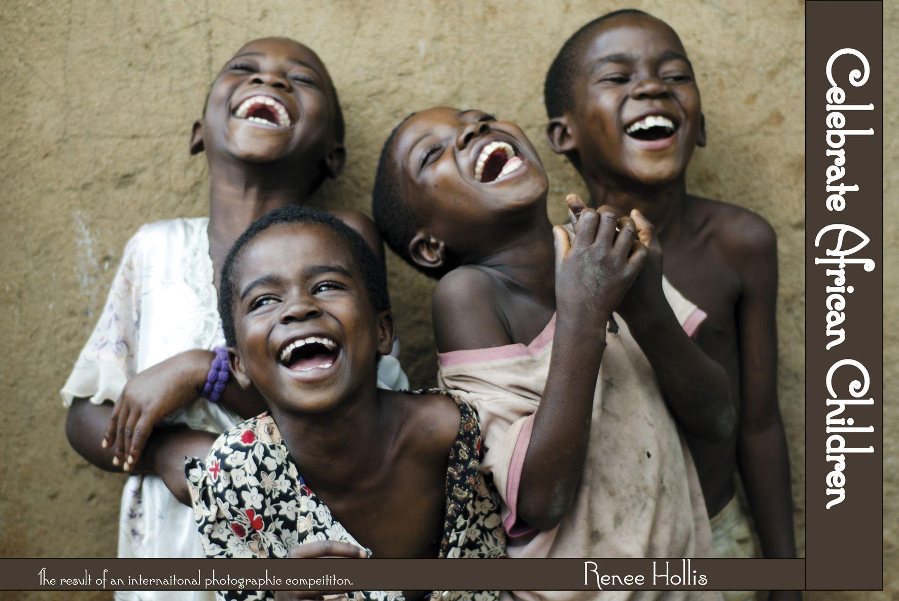 Celebrate African Children Criança sorrindo, Crianças