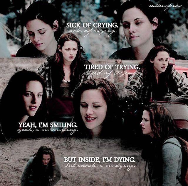 Pin by Katherine Pierce on Twilight | Twilight quotes ...