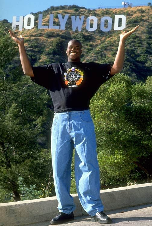 998472617840 Rare SI Photos of Shaq with the Lakers