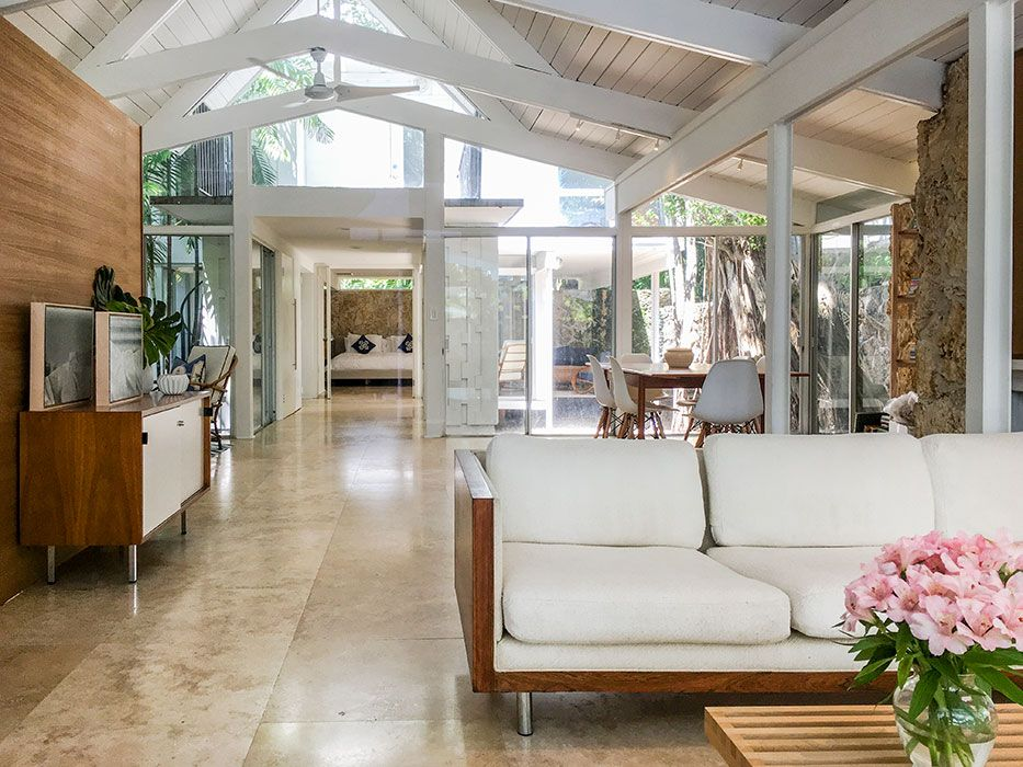 This Mid Century Home In Miami Is A
