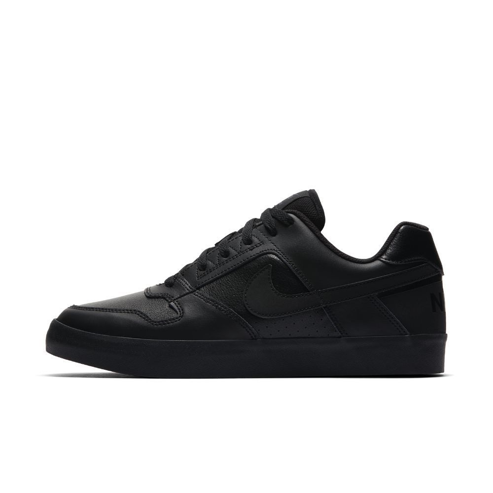 Nike SB Delta Force Vulc Men's Skateboarding Shoe Size 10.5 (Black)  #skateboardingshoes