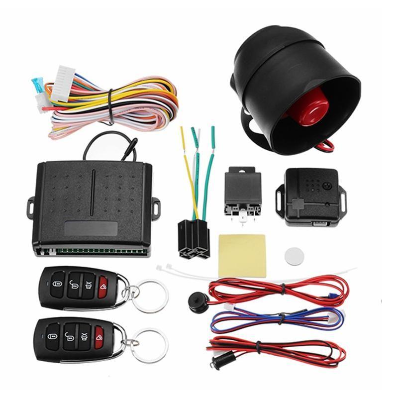 Us 29 45 Universal Car Alarm System Auto Door Remote Central