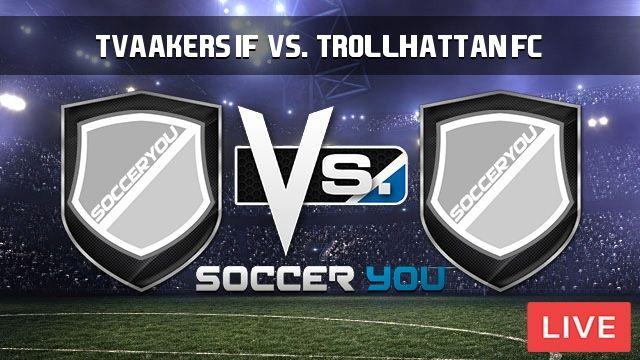 Tvaakers IF vs. Trollhattan FC Live Stream  https://goo.gl/p7lG69