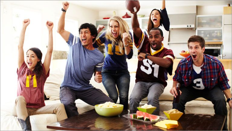 Patriots and Seahawk fans: It's Super Bowl time! But don't cheat your good health on game day! Score a touchdown with these party tips!