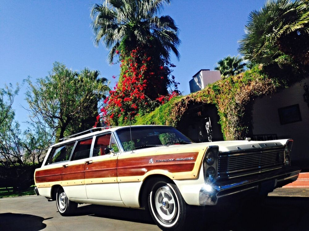 Ford Country Squire Wagon, Ford, Classic cars